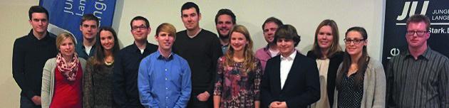 Junge Union wählt neue Vorsitzende – Jahreshauptversammlung: Lena Stache übernimmt Amt von Sebastian Köpp
