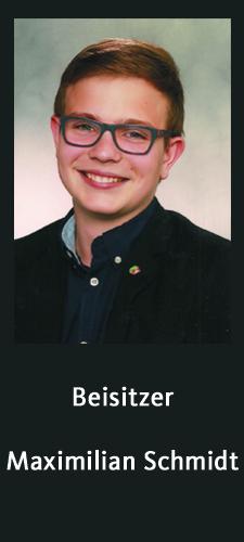 Maximilian Schmidt - Vorstand