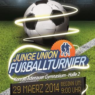 Fußballturnier der Jungen Union: Noch Mannschaften gesucht
