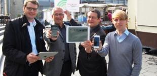Freies WLAN: JU dankt Stadtwerken für schnelle Umsetzung