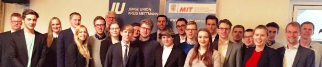 """Dreikönigstreffen von MIT und JU zum Thema """"Quo vadis Europa?"""""""